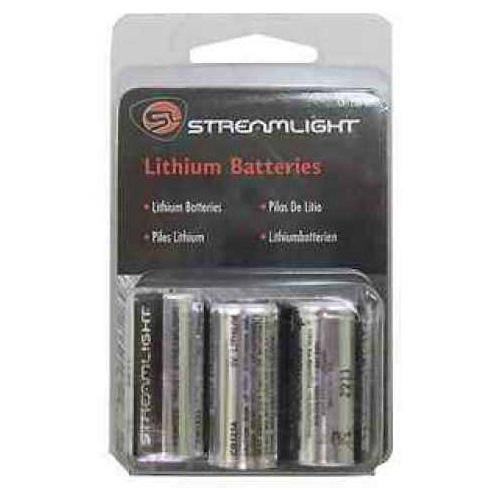 Streamlight Lithium Batteries Per 6 85180
