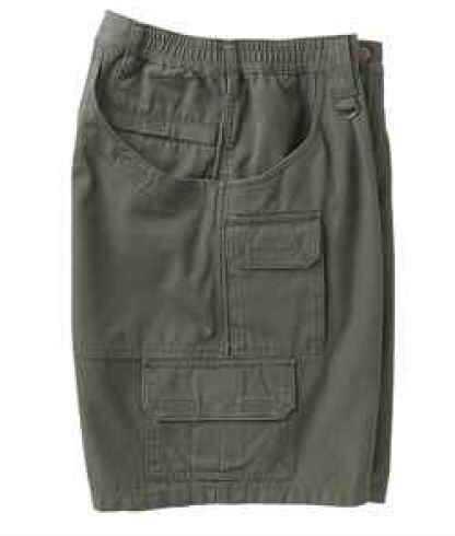 Woolrich Mens Elite Cargo Shorts Size 38, Olive Drab Md: 44905-ODG-38