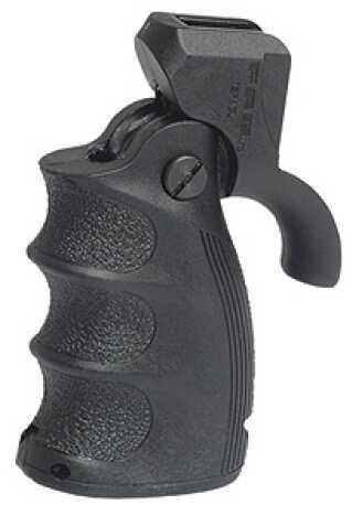 Mako Group Pistol Grip, Black Folding, AR15/M16/M4 AGF-43S-B