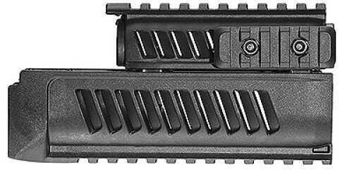 Mako Group AK47 Lower/Upper Handguard Set Black AK-L/U-B