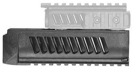 Mako Group AK47 Handguard Rail System Lower, Black AKL-47-B