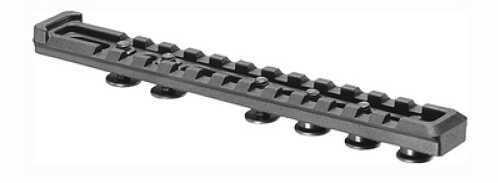 "Mako Group Picatinny Rail Mount, Black AR15/M4, Improved, 6"" UPR16/4-B"