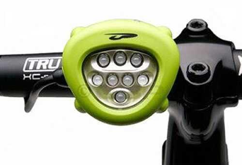 Princeton Tec Corona Bike, White LED, Green CBK-GR