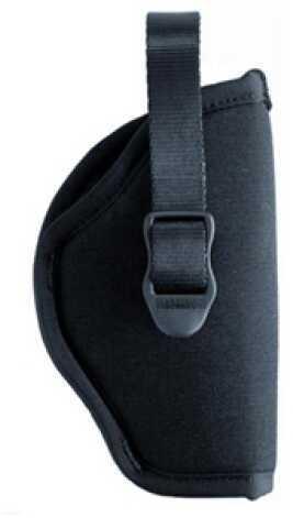 "BlackHawk Products Group Hip Nylon Belt Holster Right Hand, 8 3/8"" Raging Bull 73NH19BK-R"