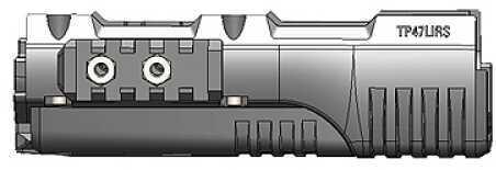 Mission First Tactical Tekko Polymer AK47 Lower IRS, Black TP47LIRS