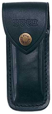 Buck Knives Black Leather 396 Ranger Sheath Md: 112-05-BK