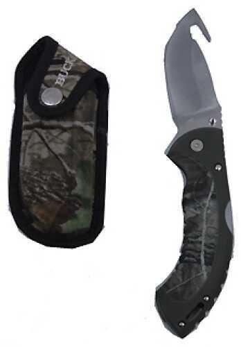 Buck Knives Omni Hunter Folder, 12PT, Guthook, Avid 399CMG