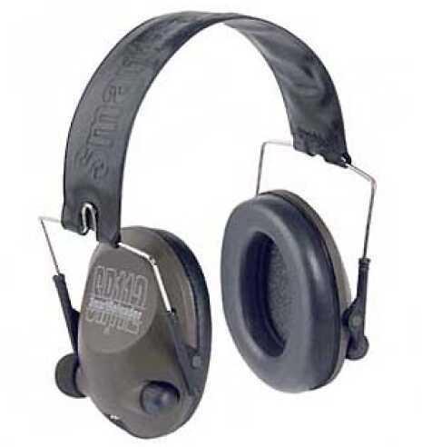 SmartReloader SR112 Electronic Stereo Earmuff OD Green VBSR006-11