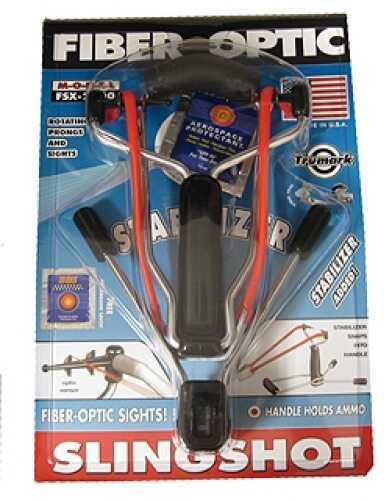 Trumark Slingshot, Stabilizer, Fiber Optic Sights FSX-2000