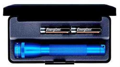 Maglite Mini-Mag Flashlight AA in Presentation Box (Blue) M2A11L