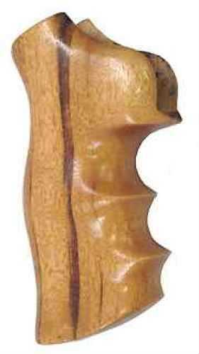 Hogue Wood Grip - Goncalo Alves Ruger GP100 Super Redhawk 80200 - 7426