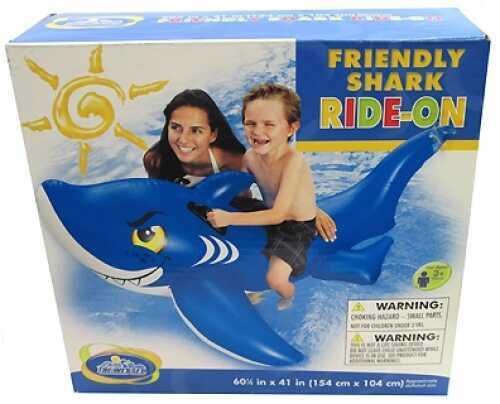 Intex Friendly Shark Ride-on 56567EP
