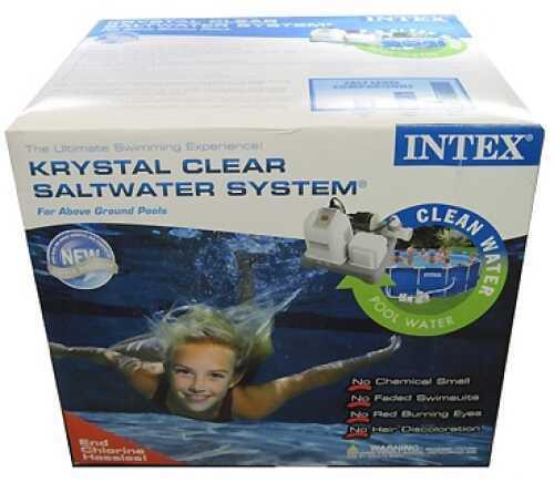 Intex Krystal Clear Saltwater System 54601EG