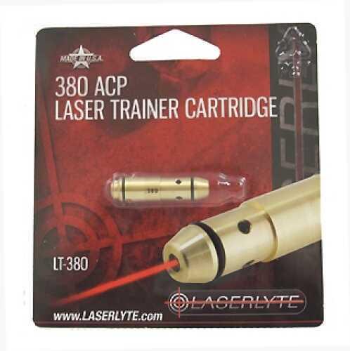 LaserLyte Laser Trainer .380 ACP LT-380