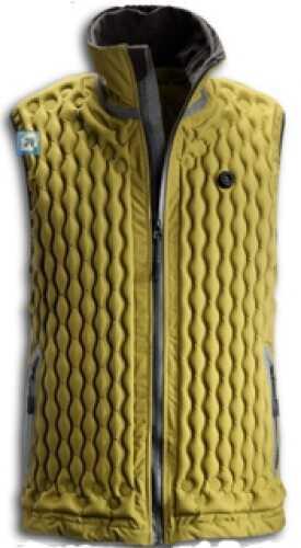 Klymit Khameleon Kinetic Vest w/Dry Air Pump Green Large 01KH01GrD-DAP