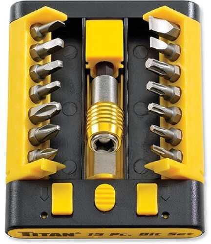 Buck Knives Hex Tool Set, 15 Piece 22002