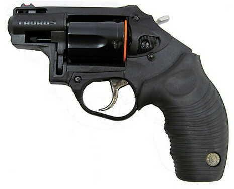 Revolver Taurus M85 .38 Special +P Polymer Frame 3'' Blued 5 Round 2850021PFS
