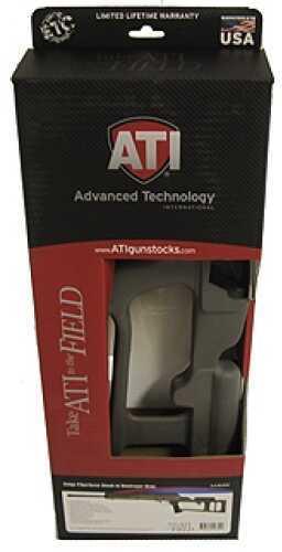 Advanced Technology Intl. ATI Saiga FF Stock and Handguards Gray A.2.40.1276