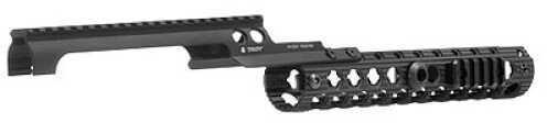 Troy Industries G33 Rail Black SRAI-G33-0KBT-00