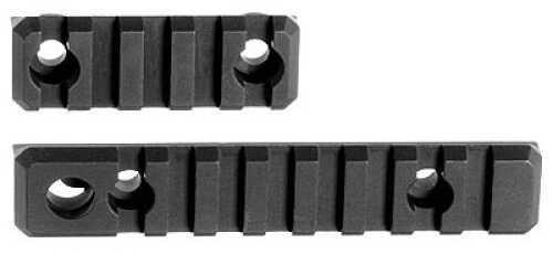 """Troy Industries 5.4"""" VTAC Quick-Attach RailSec Black SRAI-VKG-P4BT-00"""