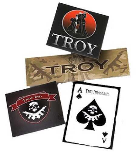 Troy Industries Sticker Collection SSTI-BUN-000T-00
