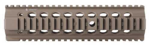 "Troy Industries Bravo Rail 9"" Flat Dark Earth STRX-BR1-90FT-00"