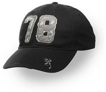 Browning Cap, 78 Buckmark, Black 308338991