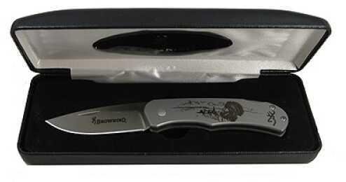 Browning Presentation Knife Turkey 322811