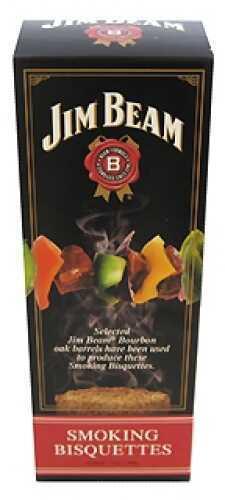 Bradley Technologies Smoker Bisquettes Jim Beam Bourbon, 12 Pack Md: BTJB12