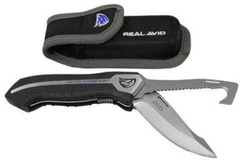 Real Avid/Revo Brand Revelation Amp 3in1 Field Dressing Knife Box AVRAMP31-1B