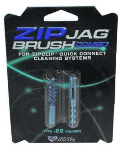 Real Avid/Revo Brand Zipwire Brush&Jag 22 Caliber AVZW22-A