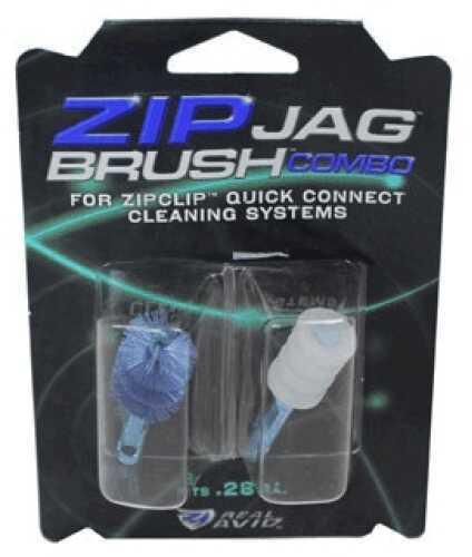 Real Avid/Revo Brand Zipwire Brush&Jag 28 Gauge AVZW28G-A