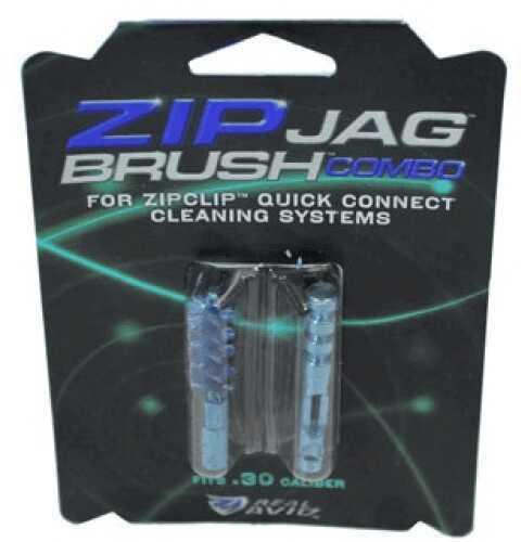 Real Avid/Revo Brand Zipwire Brush&Jag 30 Caliber AVZW30-A