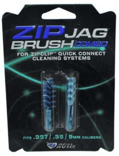 Real Avid/Revo Brand Zipwire Brush&Jag 35 Caliber AVZW35-A