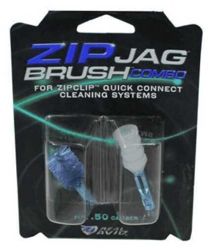 Real Avid/Revo Brand Zipwire Brush&Jag 50 caliber AVZW50-A