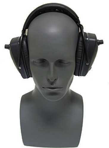 Pro Ears Pro Tac Slim Gold NRR 28 Black GS-PTS-B