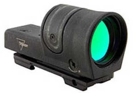 Trijicon 42mm Reflex Amber 6.5 MOA Dot w/Top RX30-25