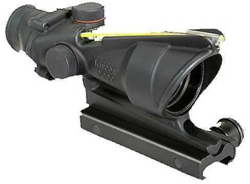 Trijicon ACOG 4x32 Dual Illuminated Amber Chevron 223 Ballistic TA31F-A