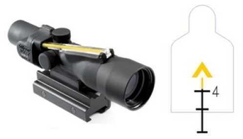 Trijicon ACOG 3x30mm Dual Amber Chevron/308 Ballistic Reticle TA33-9