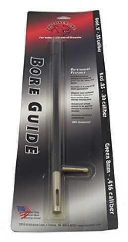 Bore Tech Bore Guide .17 - .25 Caliber, Gold BTBG-0100-00