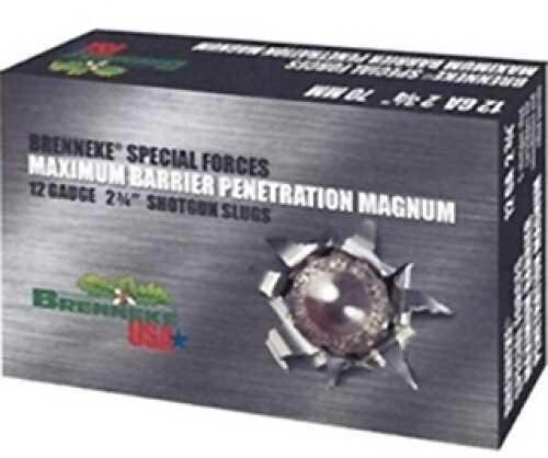 "Brenneke Barrier Mag 12ga 2 3/4"" (Per 5) SL-122SFMBPM-1214262"
