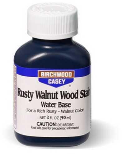 Birchwood Casey Rusty Walnut Wood Stain 3 oz 24323