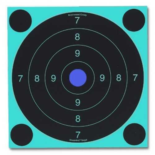 Birchwood Casey Shoot N-C 20cm Target UIT 25/50M Per 30 34082