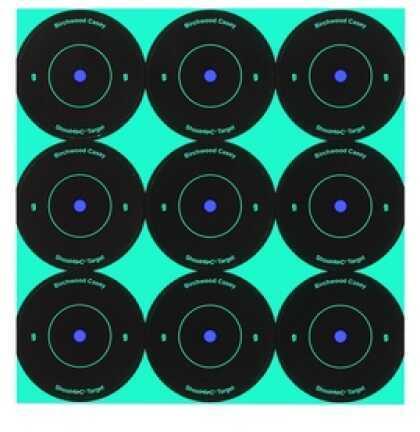 """Birchwood Casey Shoot-N-C Targets: Bull's-Eye 2"""", Per 1000 34285"""