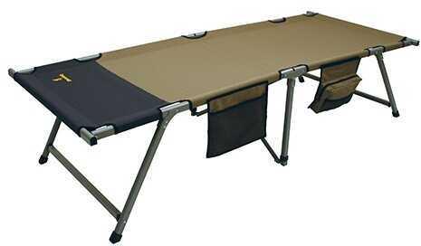 "Browning Camping Titan Cot XP XL 40"" x 85"" x 21"" Md: 8562214"