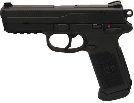 FNH FNX-45 45ACP USG Double Action/ Single Action Manual Safety 15 Round Black Frame Black Slide Semi Automatic Pistol 66960