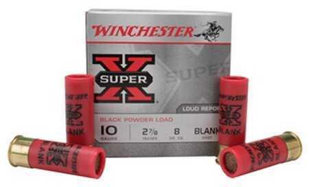 "Winchester Super X 10 Gauge 2-7/8"" Blanks XBP10"