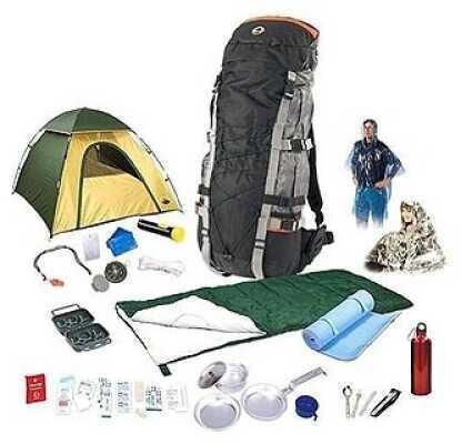 Stansport Internal Frame Pack Camping Set 99050
