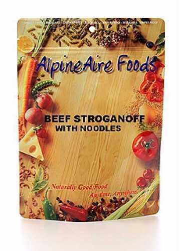 Alpine Aire Foods Beef Stroganoff Serves 2 10401