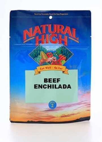 Natural High Beef Enchilada 00402